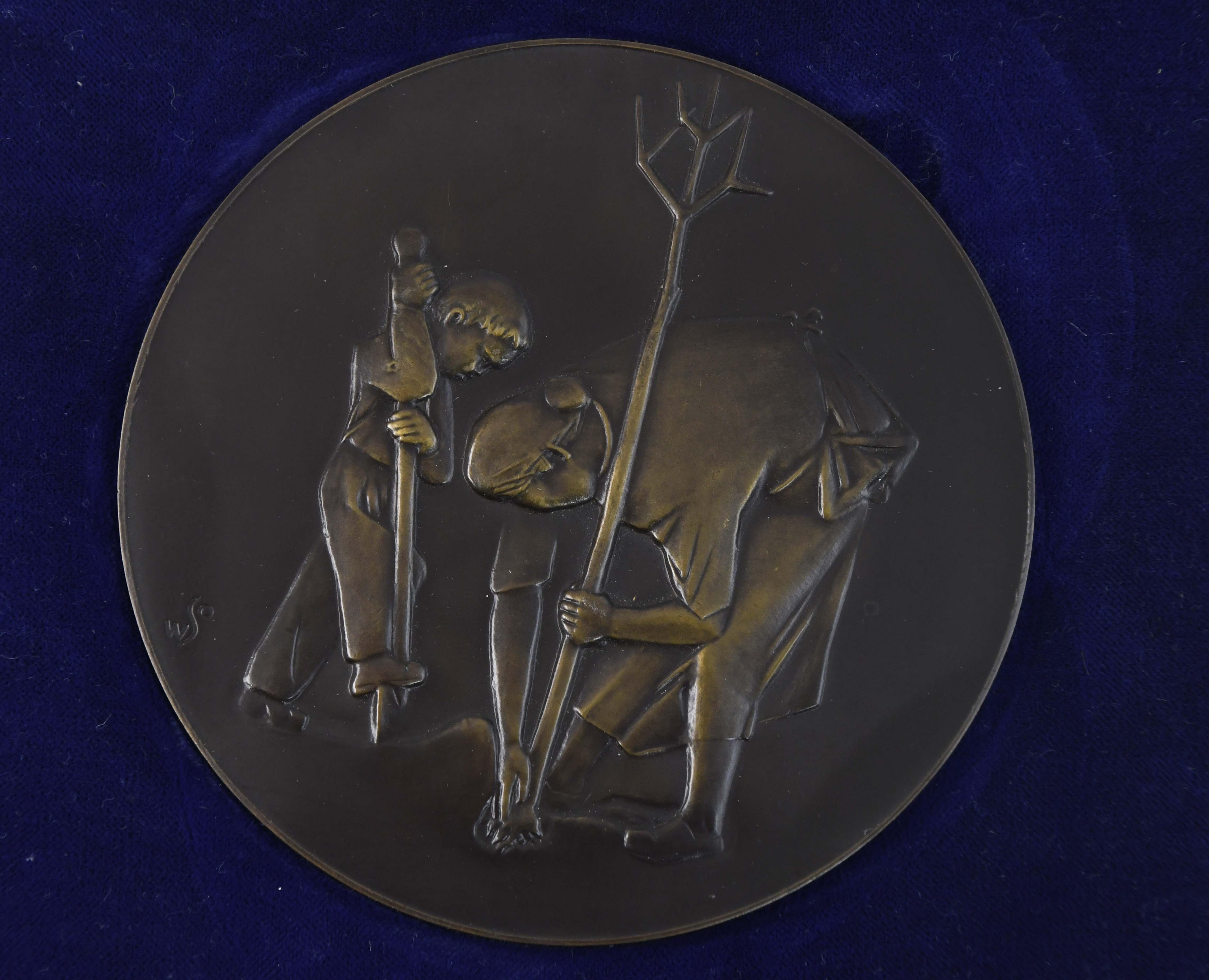 Lot 1803 - Medaillen_Sonstige Medaillen_Deutschland  -  Auktionshaus Ulrich Felzmann GmbH & Co. KG Auction 170 International Autumn Auction 2020 Day 2