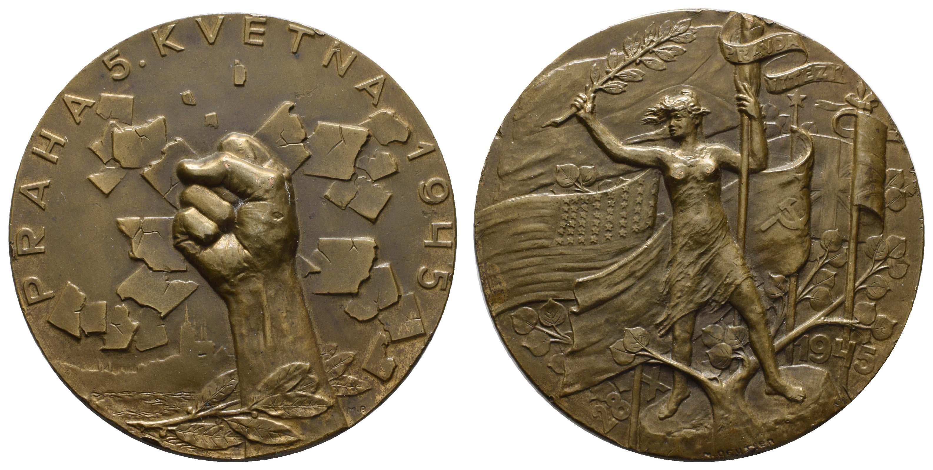 Lot 1827 - Medaillen_Sonstige Medaillen_Europa  -  Auktionshaus Ulrich Felzmann GmbH & Co. KG Auction 170 International Autumn Auction 2020 Day 2