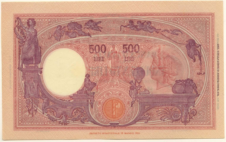 Lot 1918 - Geldscheine_Ausland_Italien  -  Auktionshaus Ulrich Felzmann GmbH & Co. KG Auction 170 International Autumn Auction 2020 Day 2