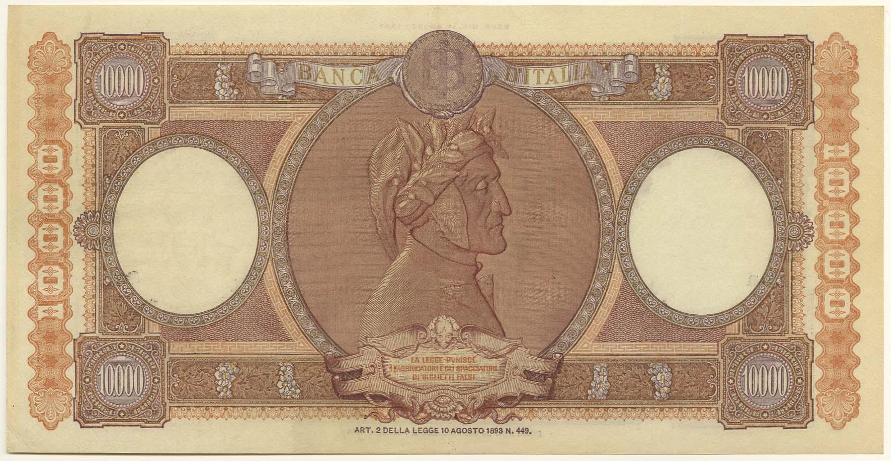 Lot 1925 - Geldscheine_Ausland_Italien  -  Auktionshaus Ulrich Felzmann GmbH & Co. KG Auction 170 International Autumn Auction 2020 Day 2