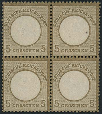 Lot 4202 - Deutsches Reich_Brustschilde  -  Auktionshaus Ulrich Felzmann GmbH & Co. KG Auction 170 International Autumn Auction 2020 Day 4