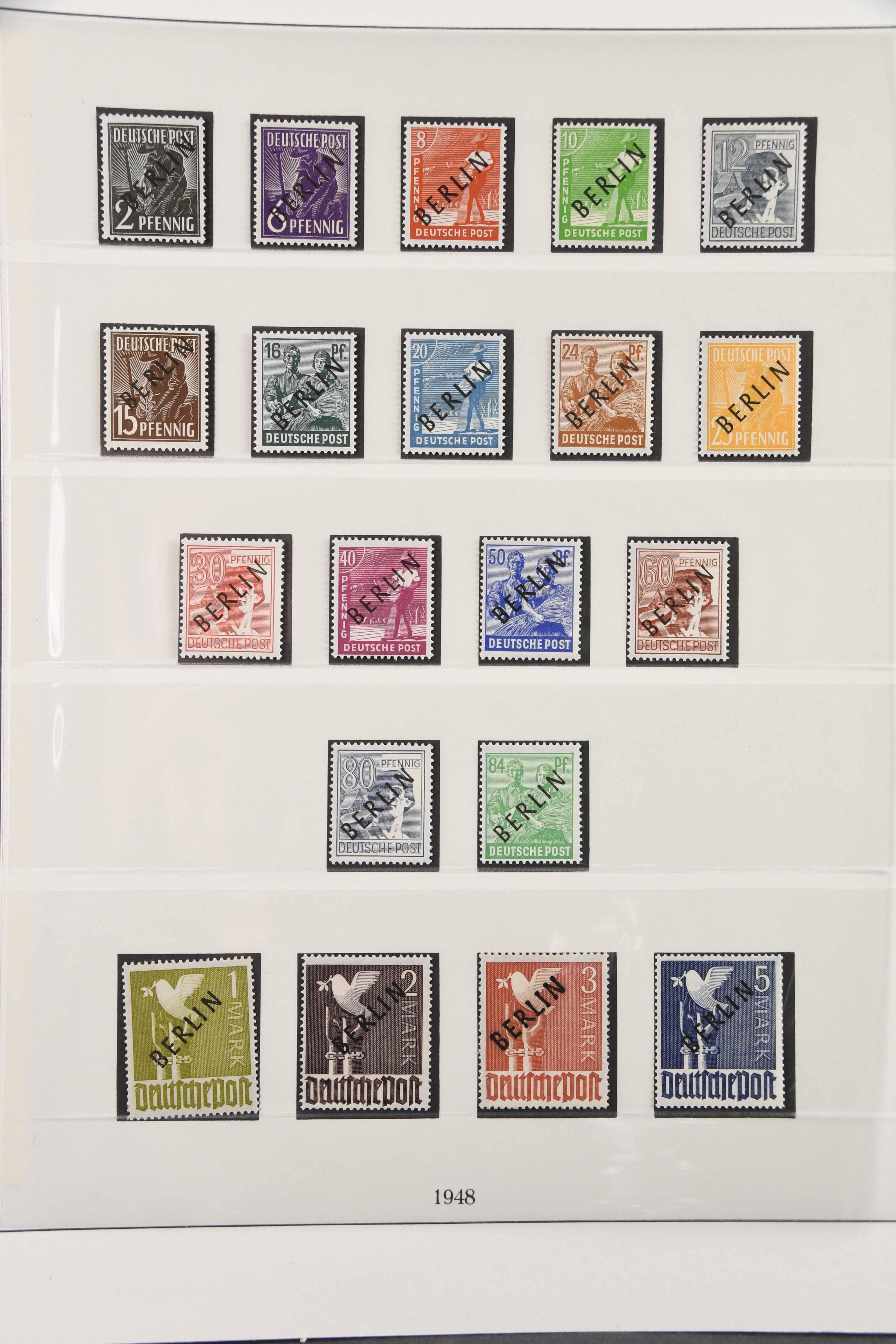 Lot 5536 - Deutschland nach 1945_Allgemein S -  Auktionshaus Ulrich Felzmann GmbH & Co. KG Auction 170 International Autumn Auction 2020 Day 4