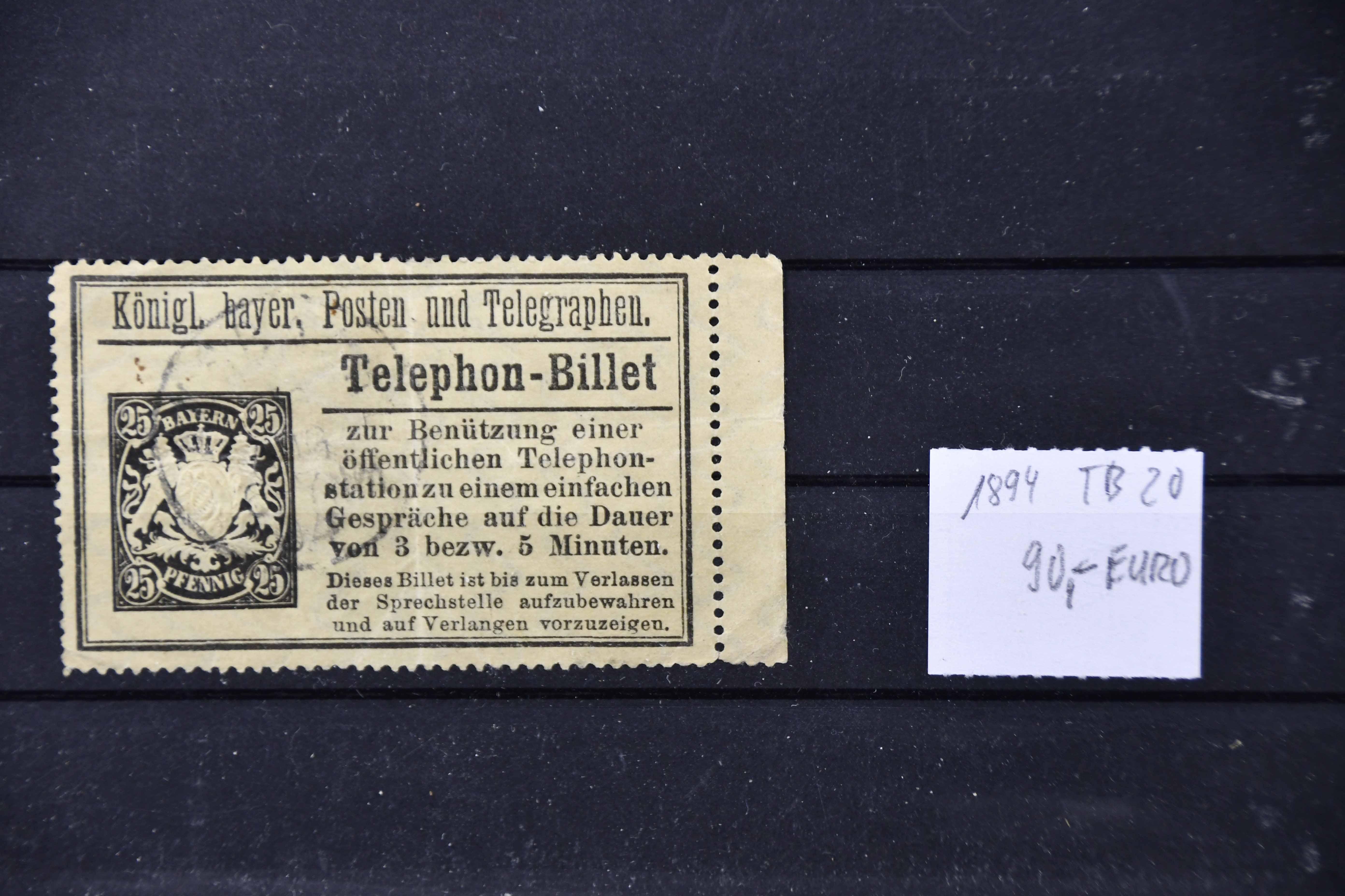 Lot 6130 - Nachlässe, Kartonabteilung S -  Auktionshaus Ulrich Felzmann GmbH & Co. KG Auction 170 International Autumn Auction 2020 Day 5